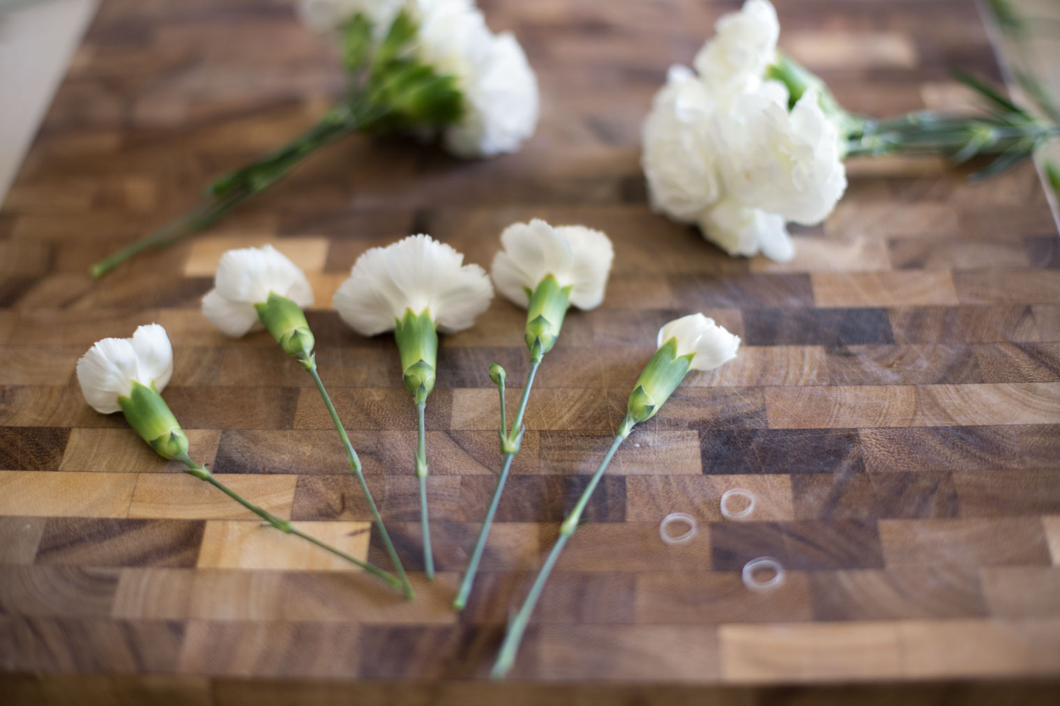 Don't save fresh flowers for special occasions! With a few simple tricks, I'll show you how to make a lovely flower arrangement for less than five dollars.
